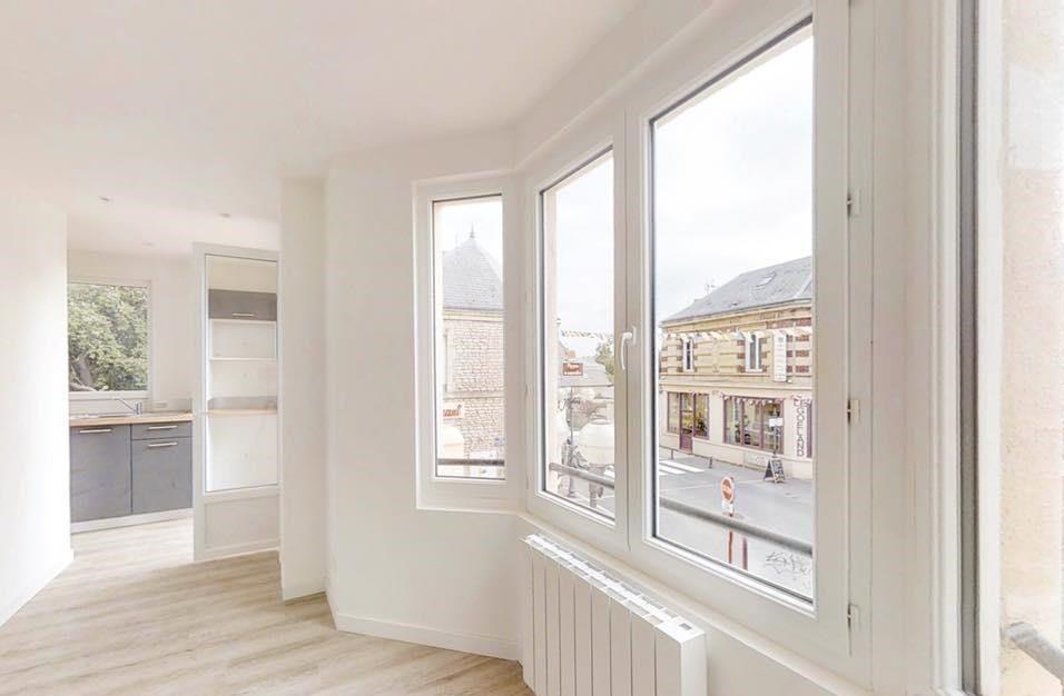 Appartement – 2 pièces – 27 m² – Lion sur Mer