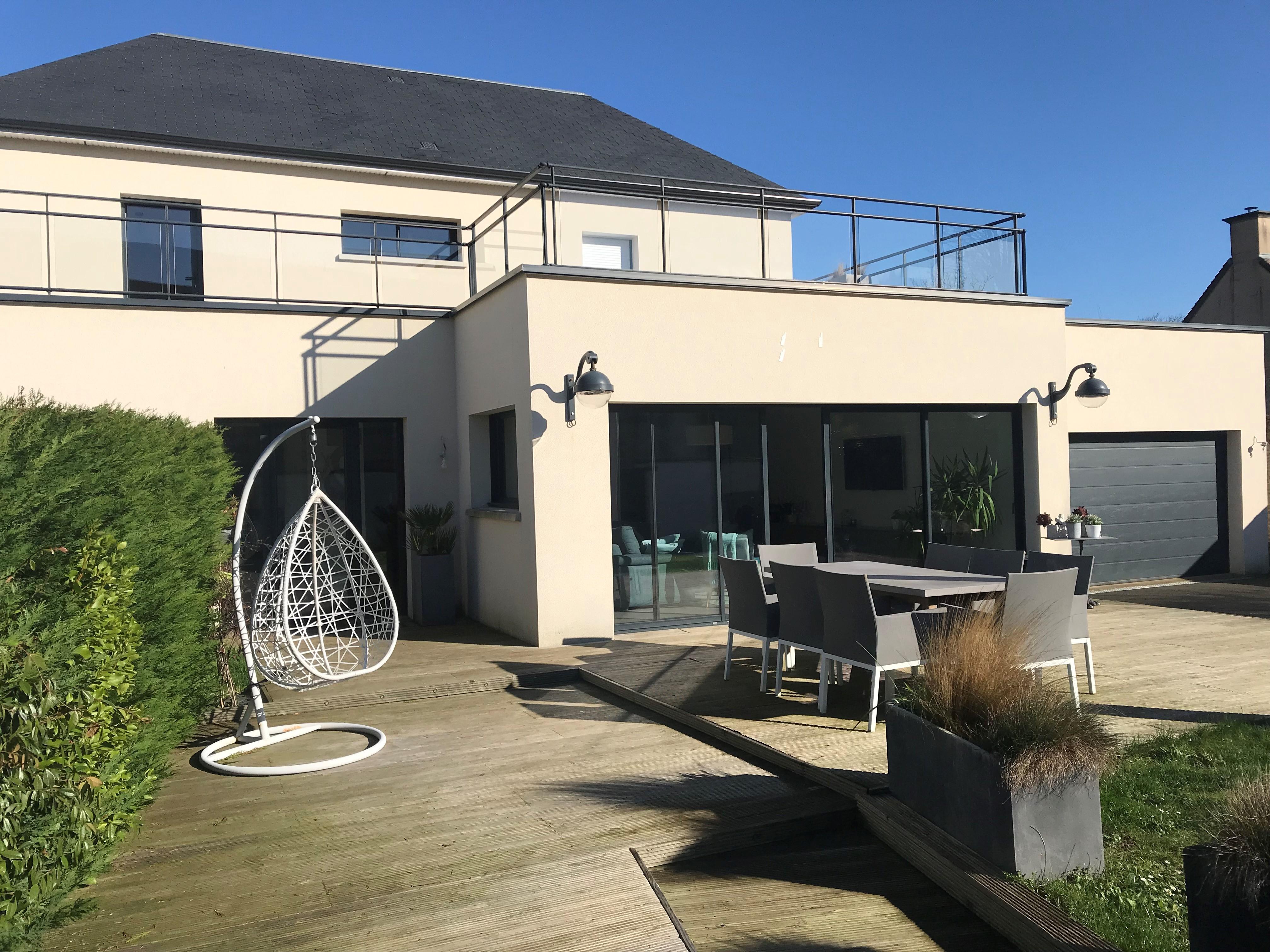 Maison – 5 PP – 140 m² – Mathieu