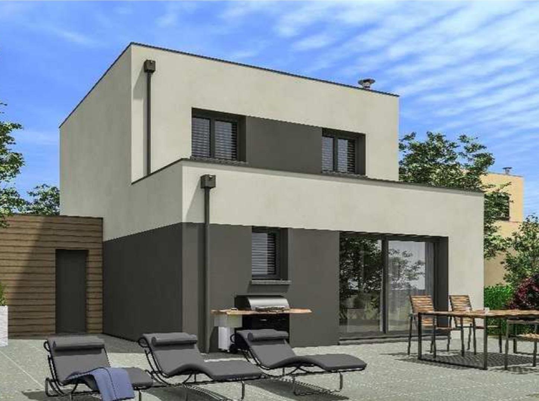 Maison – 5 PP – 100 m² – St Aubin d'Arquenay