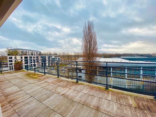 Appartement – 4 pièces – 111 m² – Caen
