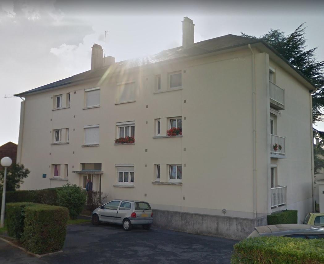 Appartement – 2 pièces – 45 m² – Caen